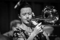 Shannon Barnett Trombone