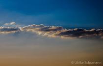 Himmel zweifarbig