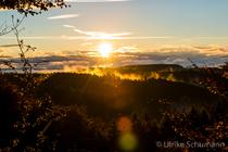 Sonnenaufgang in Ebnet