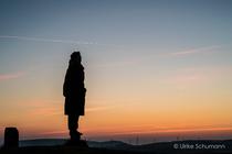 Sonnenaufgang Rhön