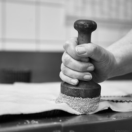 Hände Bäcker