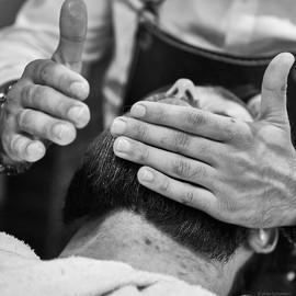 Hände Barbier