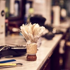 Arbeitsplatz Hagis Barbershop