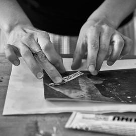 Hände Kunsthandwerk